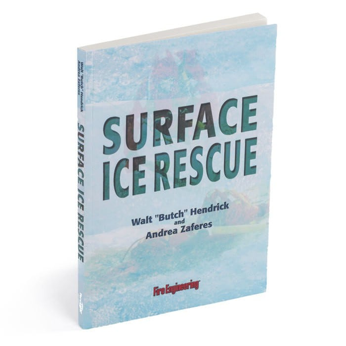 Surface Ice Rescue book