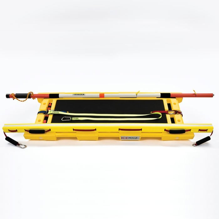 surface ice rescue equipment