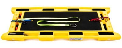 RTS – Rapid Transport Sled and Ice Rescube