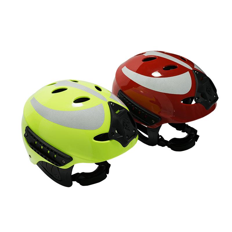Water rescue helmet