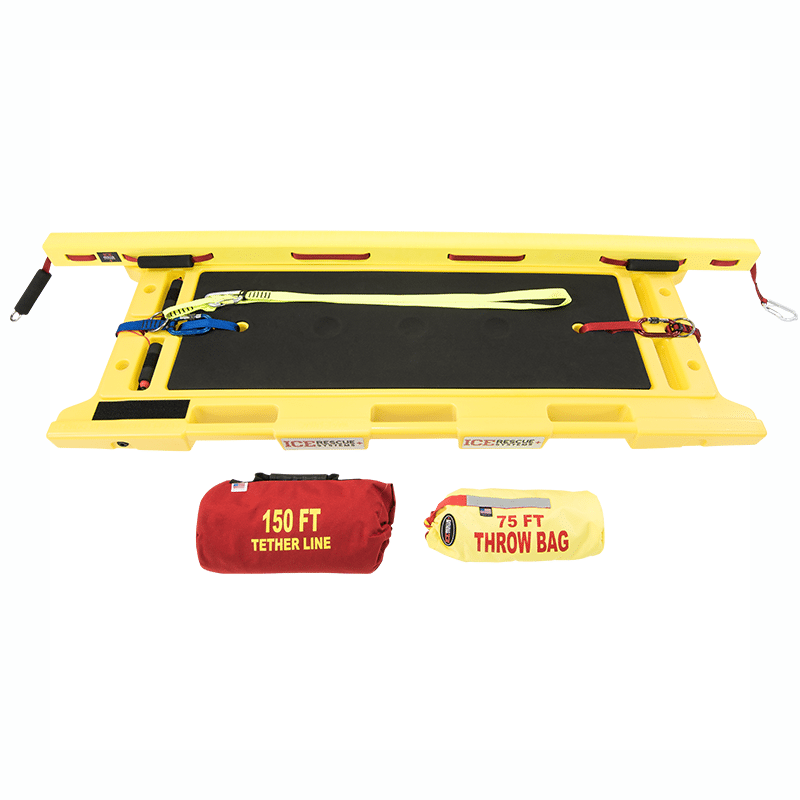 Ice Rescue Systems - Rapid Transport Extrication Sled Kit 1.1