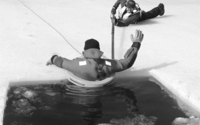 Longer Reach Rescues with the Tactical Reach Pole System