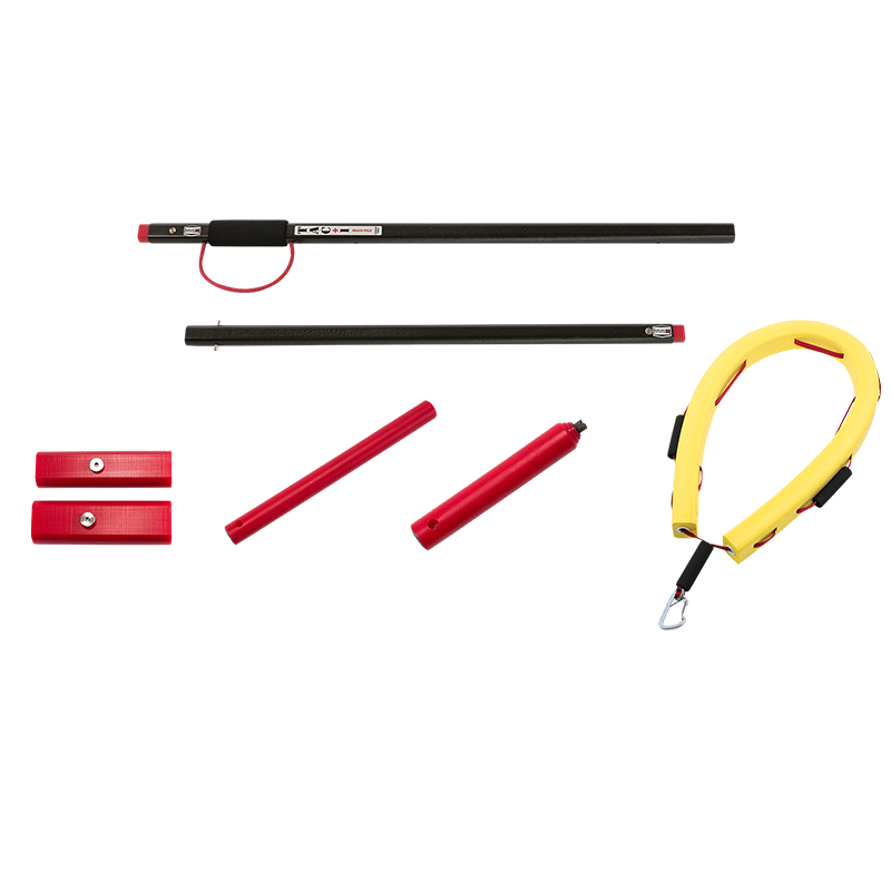 Ice Rescue Systems - Tactical Reach Pole Kit 2